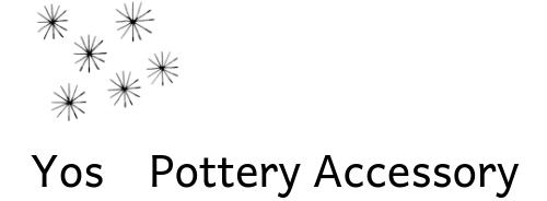 Yos Pottery Accessory
